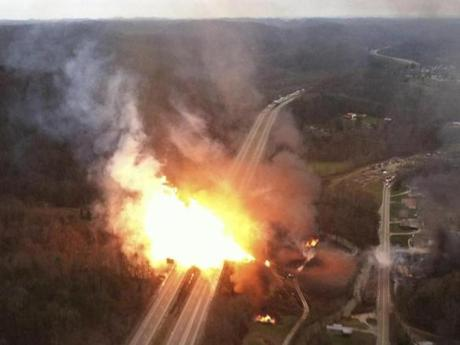 In 2012, a NiSource subsidiary, Columbia Gas Transmission Corp., was blamed by federal investigators in a pipeline rupture in Sissonville, W. Va.
